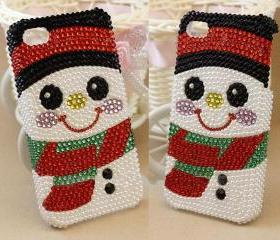 snow case bling blin..