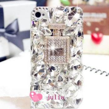 perfume case bling bling case simple classy case iphone 4 case iphone 4s case iphone 5 case iphone 5s case iphone 5c case